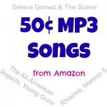50¢ Amazon MP3 Song List