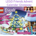 LEGO Friends Advent Calendar Giveaway (ends 11/25)
