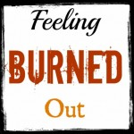 feeling burned out
