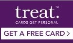 free treat card