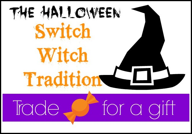 halloween switch witch