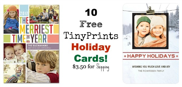 Tiny print coupon code