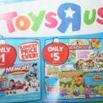 Toys R Us Memory Game Only $1.00 – Price Match at Walmart