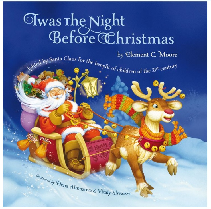 Free Digital Book: Twas the Night Before Christmas