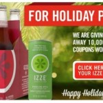 $5 IZZE printable COUPON