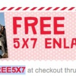 Walgreens Free 5×7 Photo: Today Only