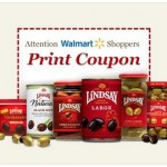 Save $1.00 with Lindsay Olives Printable Coupon – Free at Publix