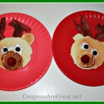 Christmas Traditions: Reindeer Pancakes or Rudolph Pankcakes