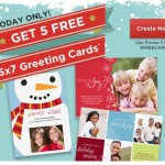 Rite Aid: 5 Free Greeting Cards Today Only