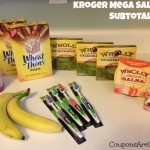 Kroger Mega Sale Trip Jan 30