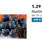 aldi blueberries