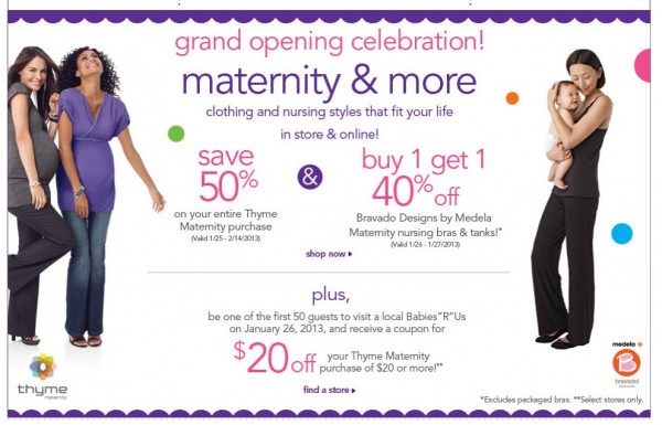 Babies R Us In Store Event Nationwide First 50 Guests Receive A