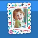 lakeshore learning january picture frame