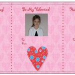 personalized valentines from vistaprint freebie