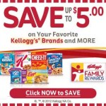 Kellogg&#039;s Family Rewards