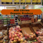 Aldi Carries Organic Produce, Locally Grown Product, and Organic Products