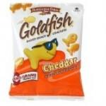 goldfish individual size