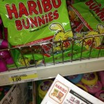 Haribo Gummy Bunnies only 70¢ at Target