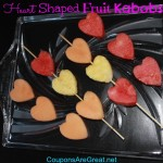 How to Make Heart Shaped Fruit
