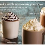 starbucks printable coupons