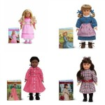 american girl collage