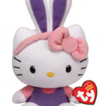 Bunny Hello Kitty Beanie Babies for Easter