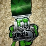 Georgia Marathon 2013: My Worst Race and Also My Best Race to Date