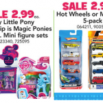 toys r us my little ponies hot wheels