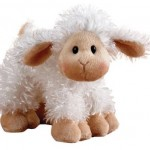Easter Basket Idea | Webkinz Lamb