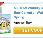 Wubzy's Egg-Cellent Easter Only $2.00 at Walmart