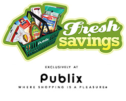 Publix Fresh Savings give away