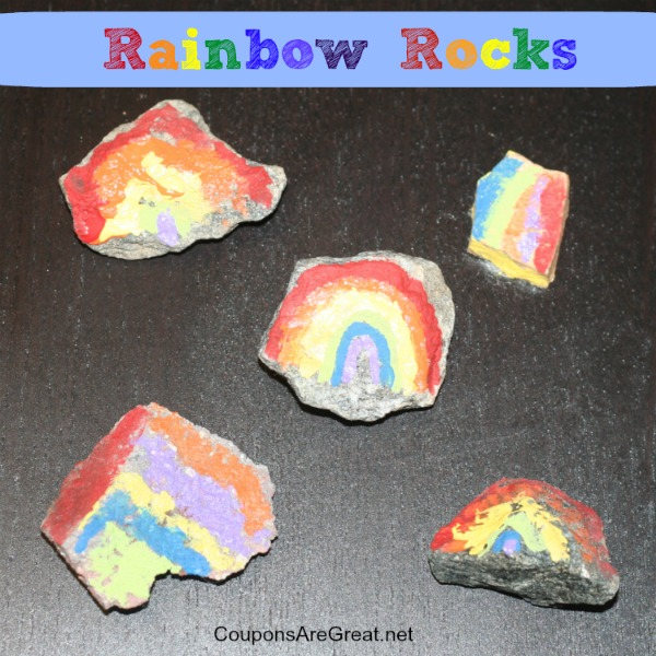 Rainbow-rocks-craft