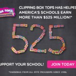 Save with Box Tops for Education Online Program