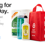 Target Earth Day Freebie 2013: Reusable Bag