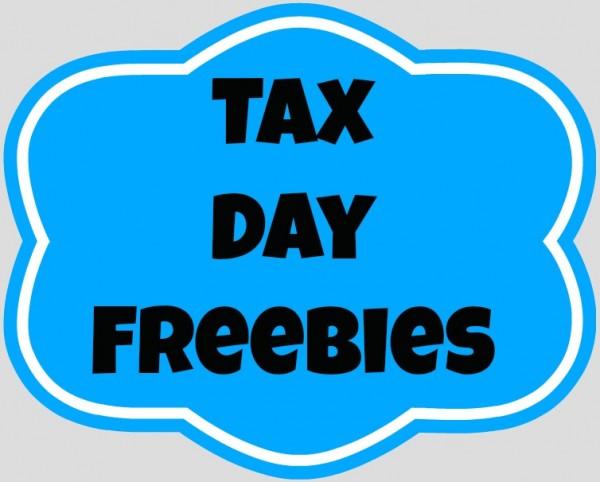 Boston tax day freebies