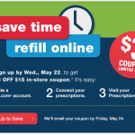 Printable CVS Coupon: Save $3 off $15 Purchase