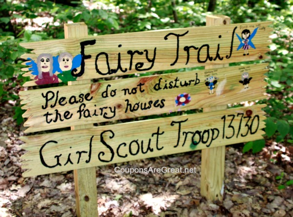 Fairy Trail Sawnee Mountain Preseve Atlanta