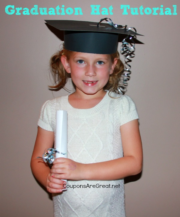 Graduation Cap Tutorial: Perfect for Preschool and Kindergarten