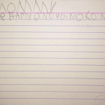 Little Notes Can Mean the World: Dear My Mommy