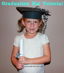 graduation cap tutorial