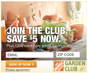 Printable Home Depot Coupons Save 5 Off Your 50 Purchase