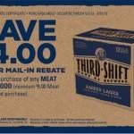 meat rebate