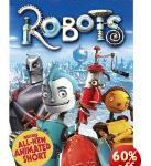 robots dvd