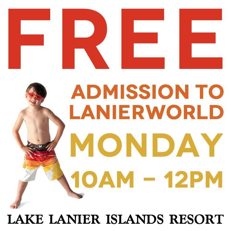 Lanierworld coupons