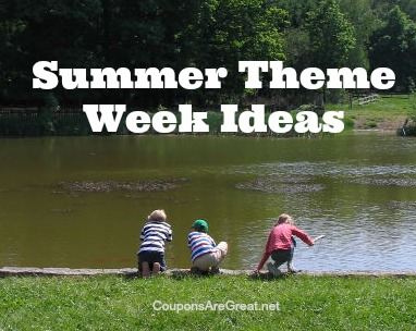 summer-theme-week-ideas