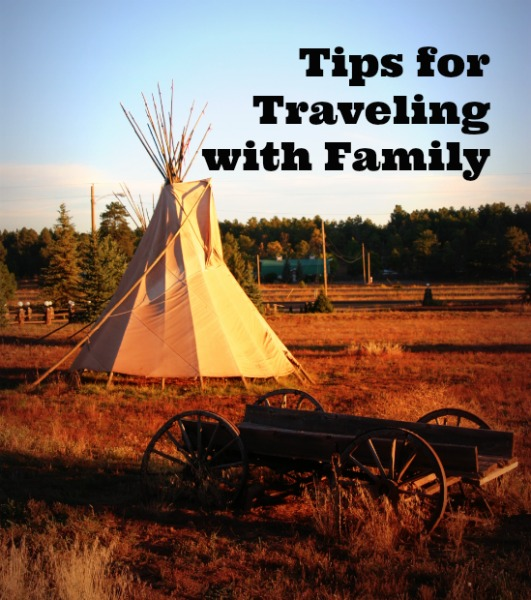 Tips for Traveling with Family