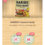Haribo Gummy Bears Printable Coupon + Ibotta Rebate = Free at Kroger, Cheap Other Places