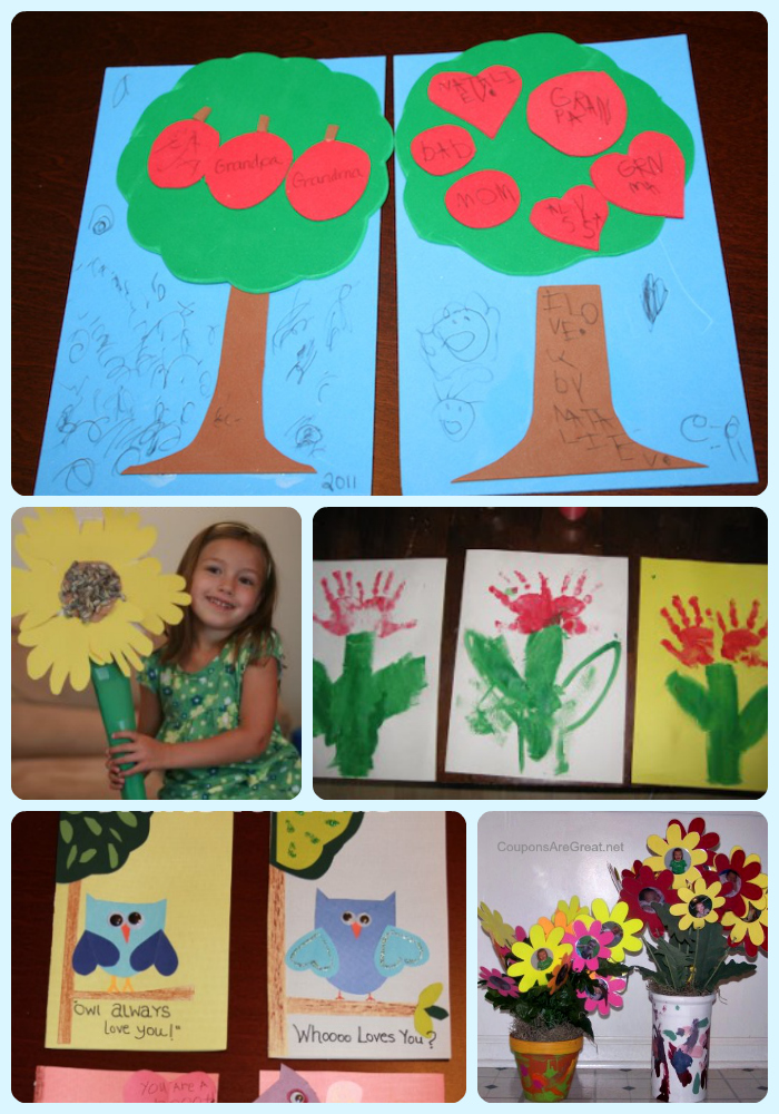 Nice Card Making Ideas For Grandparents Day Part - 10: Coupons Are Great