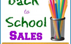 Back to School Shopping: Office Depot & OfficeMax School Supply List