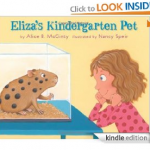 elizas kindergarten pet